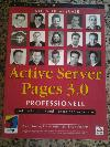 Active Server Pages 3.0 professionell