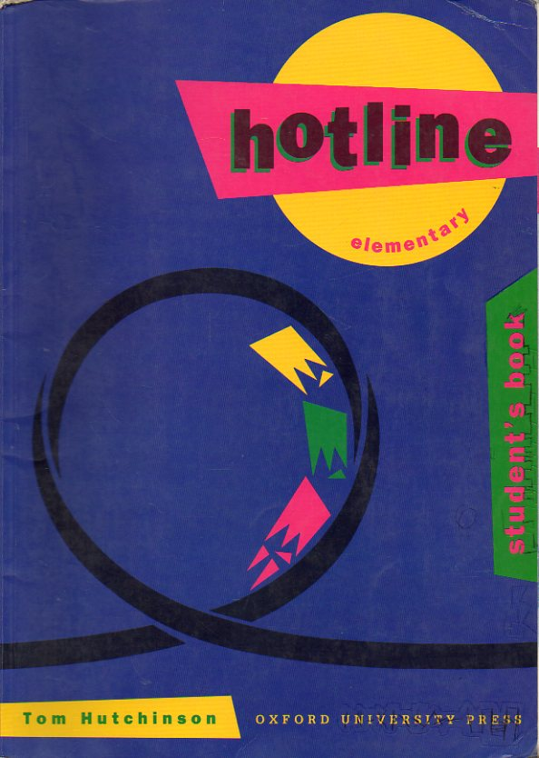 HOTLINE ELEMENTARY. Student´s Book.