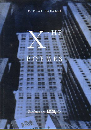 X-HP POEMES.