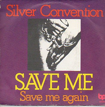 Discos-Singles. SAVE ME / SAVE ME AGAIN.