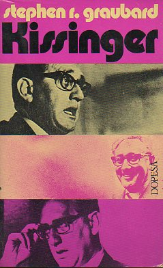 KISSINGER. Retrato de una mente.