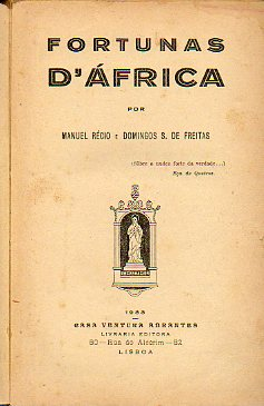 FORTUNAS D´AFRICA.