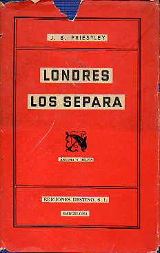 LONDRES LOS SEPARA (They walk in the city). 1 ª ed. española.