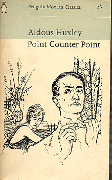 POINT COUNTER POINT. A novel.