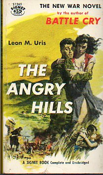 THE ANGRY HILLS.