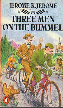 THREE MEN ON THE BUMMEL.