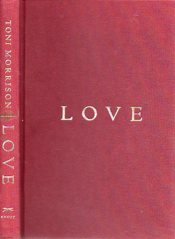 LOVE. First Edition.