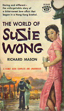 THE WORLD OF SUZIE WONG.