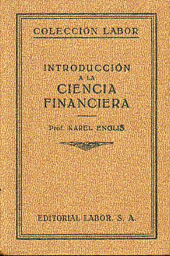 INTRODUCCIÓN A LA CIENCIA FINANCIERA.