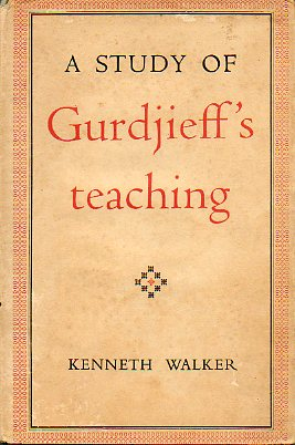 A STUDY OF GURDJIEFF´S TEACHING.