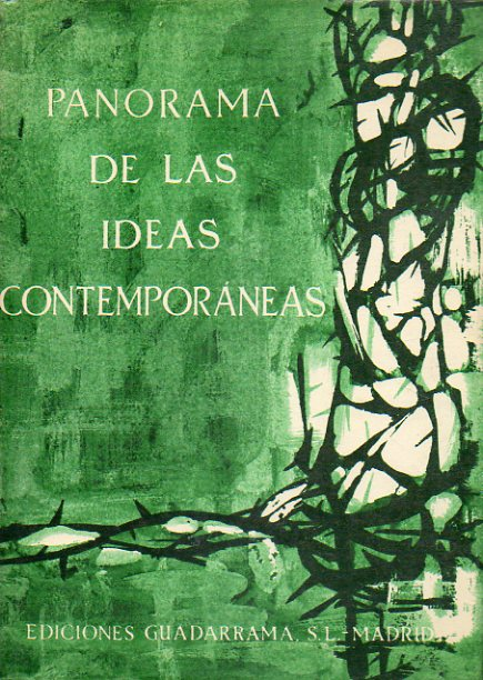 PANORAMA DE LAS IDEAS CONTEMPORÁNEAS. 2ª ed.
