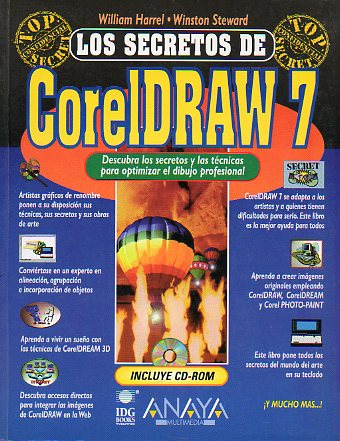 CORELDRAW 7. Sin CD Rom.