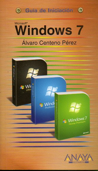 WINDOWS 7. Guía de Iniciación