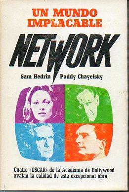 NETWORK. UN MUNDO IMPLACABLE. 1ª ed. española.