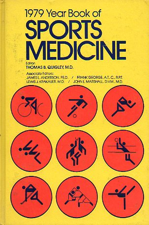 1979 YEAR BOOK OF SPORTS MEDICINE.