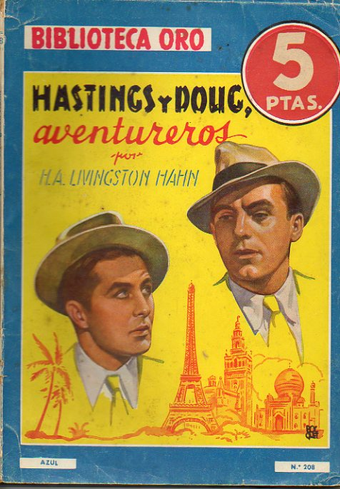 HASTINGS Y DOUG, AVENTUREROS.