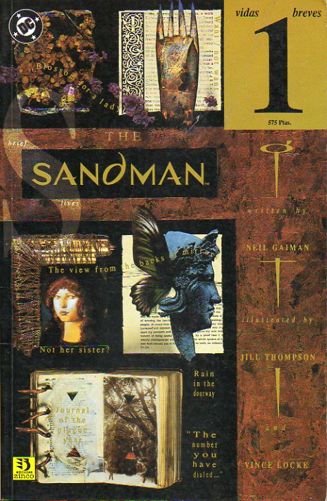 THE SANDMAN. 1. VIDAS BREVES.
