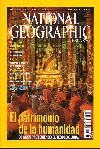 NATIONAL GEOGRAPHIC ESPAÑA.