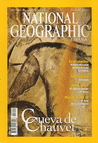 Revista NATIONAL GEOGRAPHIC MAGAZINE ESPAÑA. Vol. 9. Nº 2.