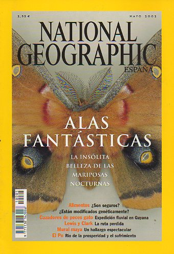 Revista NATIONAL GEOGRAPHIC MAGAZINE ESPAÑA. Vol. 10. Nº 5.