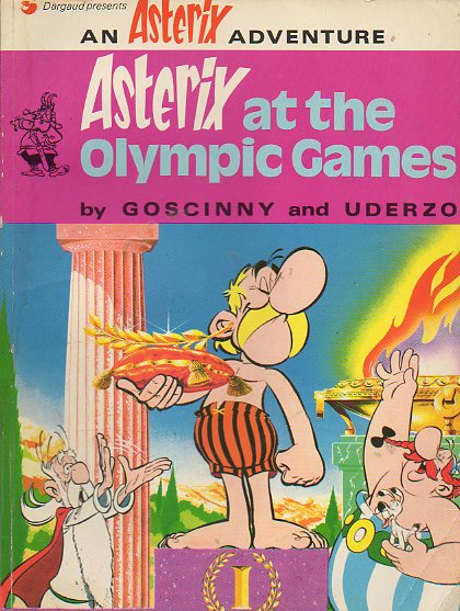 ASTERIX AT THE OLYMPIC GAMES.