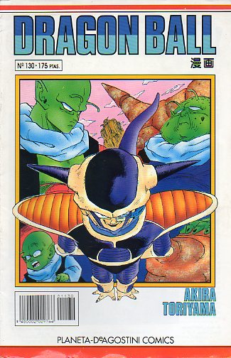 DRAGON BALL. Nº 130.