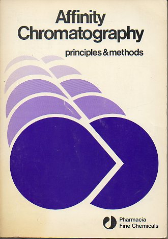 AFFINITY CHROMATOGRAPHY. PRINCIPLES & METHODS.