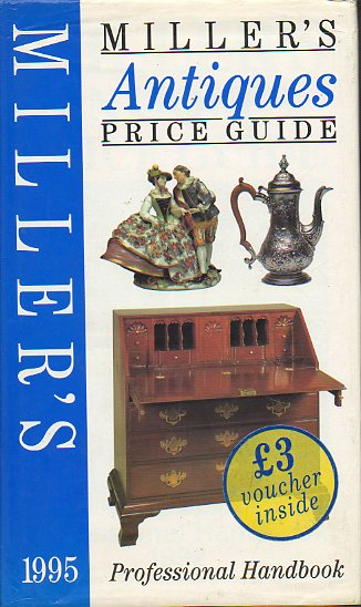 MILLER´S ANTIQUES PRICE GUIDES. 1992. Volume XIII. Professional Handbook.