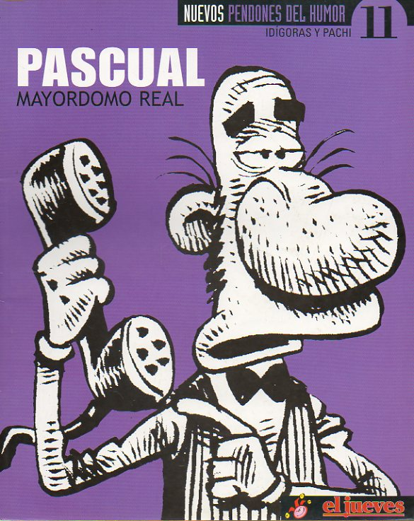 PASCUAL, MAYORDOMO REAL.