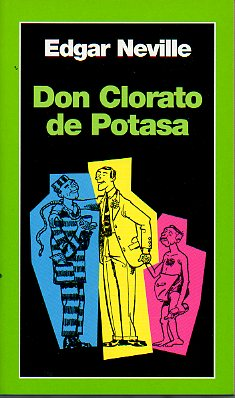 DON CLORATO DE POTASA.