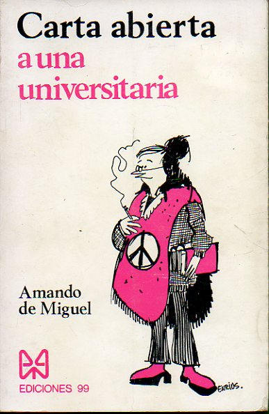 CARTA ABIERTA A UNA UNIVERSITARIA.
