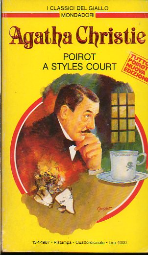 POIROT A STYLES COURT. 14e ristampa.