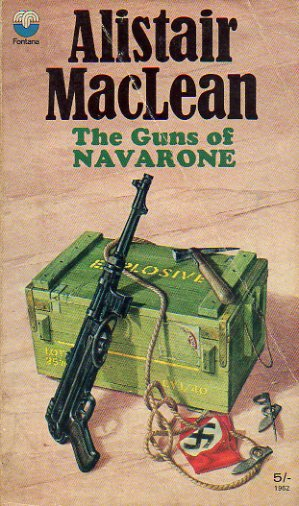 THE GUNS OF NAVARONE.