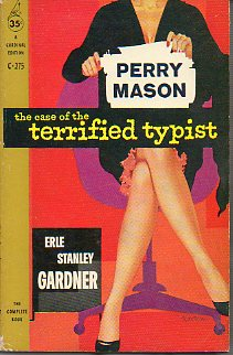 PERRY MASON. THE CASE OF THE TERRIFIED TYPIST.