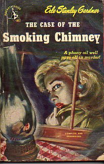 THE CASE OF THE SMOKING CHIMNEY.