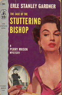PERRY MASON. THE CASE OF THE STUTTERING BISHOP.