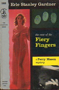 PERRY MASON. THE CASE OF THE FIERY FINGERS.