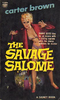THE SAVAGE SALOME.