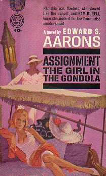 ASSIGNMENT THE GIRL IN THE GONDOLA.