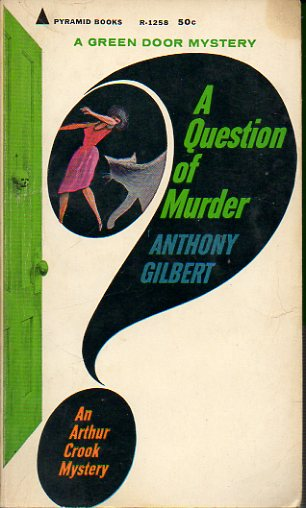 A QUESTION OF MURDER.