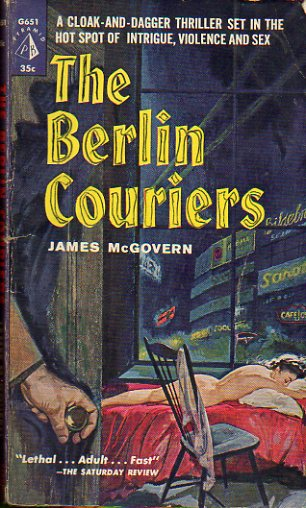 THE BERLIN COURIERS.