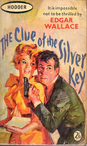 THE CLUE OF THE SILVER KEY.
