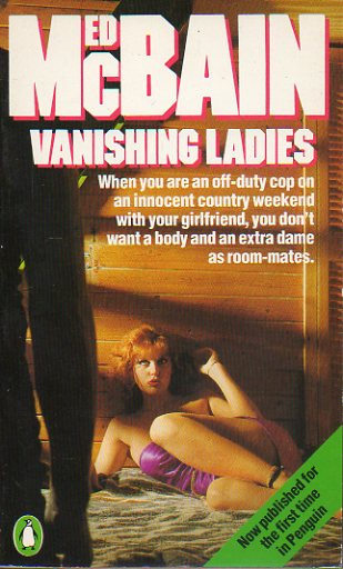 VANISHING LADIES. Originally published under the pseudonym Ricahrd Marsten.