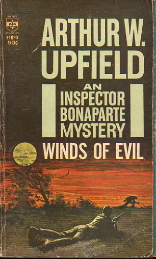 WINDS OF EVIL. An Inspector Bonaparte Mystery.