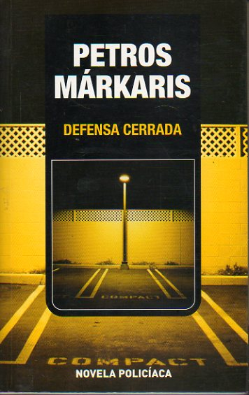 DEFENSA CERRADA.