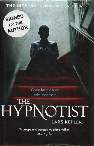 THE HYPNOTIST. Signed by the author.