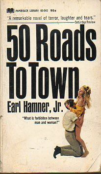 50 ROADS TO TOWN.