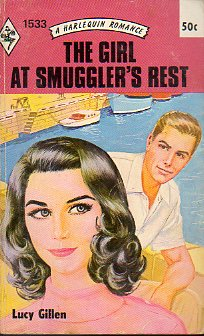 THE GIRL AT SMUGGLER´S REST.