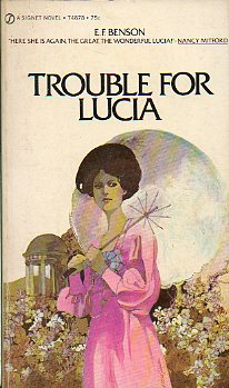 TROUBLE FOR LUCIA.