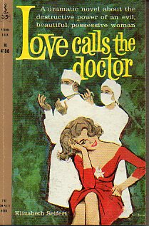 LOVE CALLS THE DOCTOR.